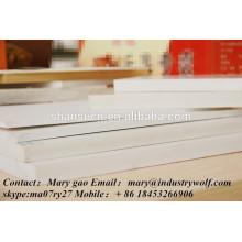 PVC Прессовал доска пены/лист знак доска дисплей доска/плексигласа листов/материалов в изготовлении тапочки/поликарбонатные листы