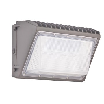 80W LED Wall Pack beleuchtet 5000K 8800 Lumen