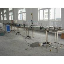 Linha de produção de água de engarrafamento 1000bottle / hora