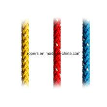 8mm T8 (R221) Cuerdas para la industria del bote, cuerdas de la yarda principal de la driza / Sheetjib / Genoa