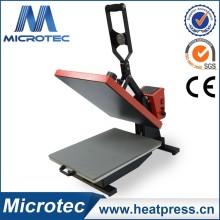 Heiße Verkaufs-Digital-Hochdruckhitze-Presse mit herausschiebbarem Pressen-Bett