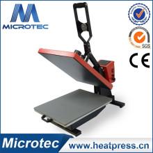 Hochdruck-Auto-Open-Heat-Presse mit Slide-Out-Presse-Bett