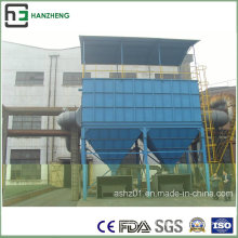 Reverse Blowing Bag-House Duster-Induction Furnace Air Flow Treatment