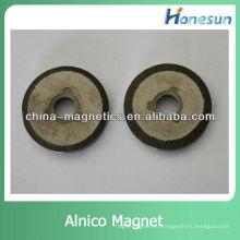 Постоянный магнит алнико для скорости метр с помощью