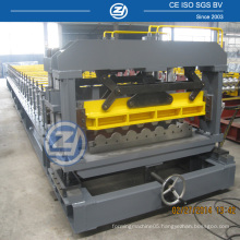 Hydraulic Press Aluminum Roof Tile Roll Forming Machine