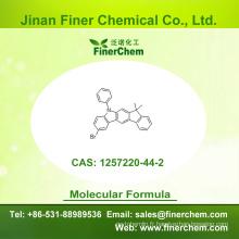 Cas 1257220-44-2   2-Bromo-5,7-dihydro-7,7-diméthyl-5-phénylindeno [2,1-b] carbazole   1257220-44-2   prix d'usine; Grand stock