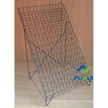 15 Layer Metal Wire Foldable Card Display Fixture (PHC310)