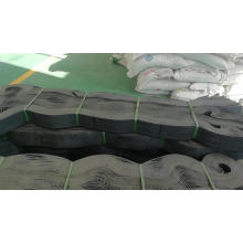 50-330mm HDPE geocell used in road construction