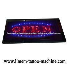 Offenes LED-Zeichen