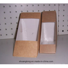Sandwich Box Paper Take Away Food Box Food Container, Biscuits Packing