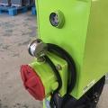 Intercambiador de calor de aluminio soldado
