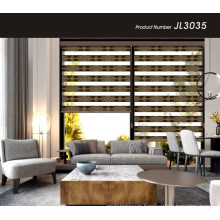 Window Roller Blind Zebra Blind Fabric-Gjl3035