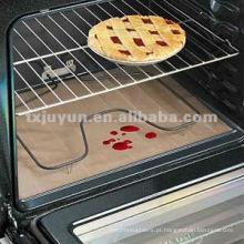 Forro de forno de cozimento de teflon