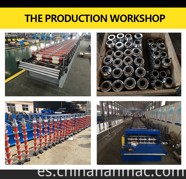 Cold-Roll-Forming-Machine