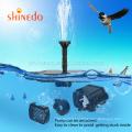 Solar Fountain Solar Panel Kit Water Pump,Outdoor Watering Submersible Pump for garden fountain pump