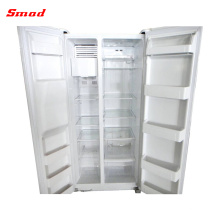 Home Appliance Side By Side Refrigerator With Ice Maker And Water Dispenser For Sale