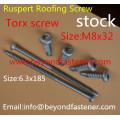 Roofing Screw Paint Head Ruspert