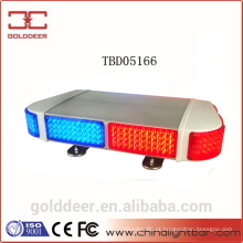 Barra magnética de Mini Slim Led Lightbar Mini para polícia Car(TBD05166)