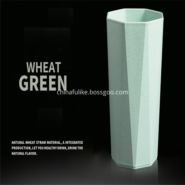 Plastic Green Cup