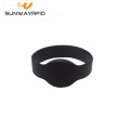 LF 125khz Silicone RFID Fitness Wristband para piscina