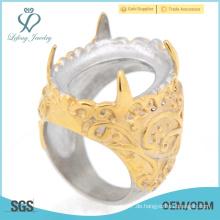 Kaufen Sie Großhandel Indonesien Ringe Design für Männer Engagement heißen Verkauf