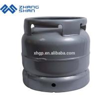 Portable 6kg Natural LPG Cylinder Gas Tanks for Zimbabwe