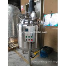 Équipement de mélange à haute efficacité mélangeur avec agitateur