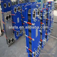 A8M intercambiador de calor, intercambiador de calor de tipo Junta