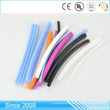 Tubos plásticos del PVC de la protección del alambre eléctrico de Polyvinyl para la chaqueta del alambre