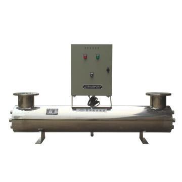 Sistema ULTRAVIOLETA de la desinfección del agua residencial libre del olor y del olor