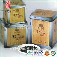 Organic green tea 9371 EU standard for France