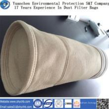Nomex HEPA-Luftfilter-Beutel-Staub-Kollektor-Tasche für Industrie