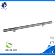 Arandela de pared impermeable estructural IP67 de 12W architecral led