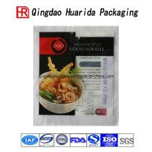 Bolso de empaquetado plástico directo de Factory Noodle Food
