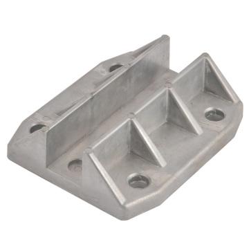 2020 кастомное алюминиевое литье под давлением для завода по производству деталей для переходников