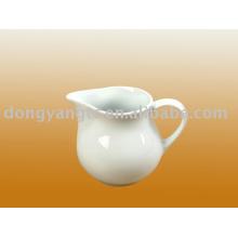 porcelain milk pot