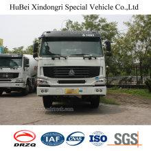 7cbm Sinotruk HOWO Euro 3 Бетономешалка для грузовых автомобилей со стильным двигателем