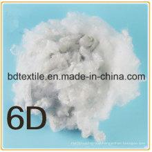 High Quality Polyester Staple Fiber for 6D