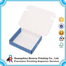 Las cajas acanaladas de alta calidad de la venta directa de la fábrica reciclan el embalaje