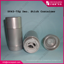 Em Forma Redonda Embalagens De Embalagens Plásticas De Plástico ABS E 30g 50g 75g contêineres decodificadores circulares