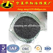 Óxido de alumínio preto 85% Al2O3 80 malha