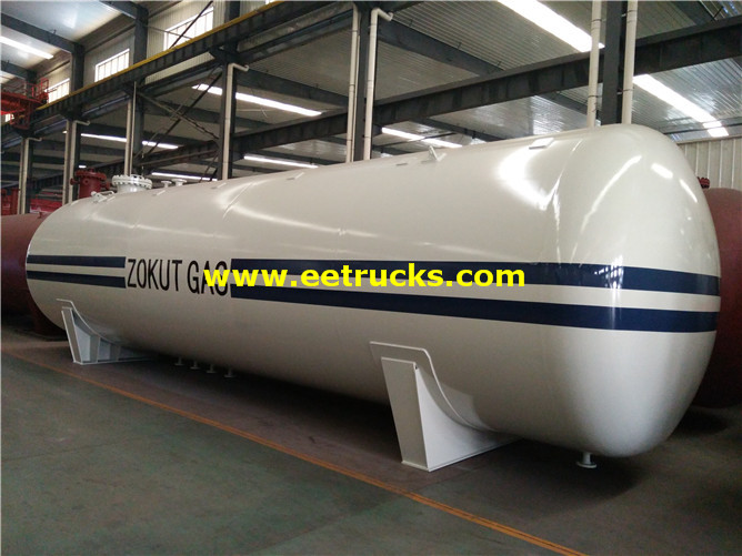 60000 Litres LPG Cooking Gas Tanks