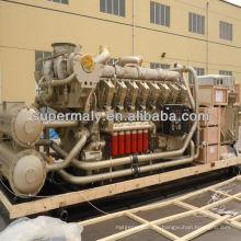 1000kw Generador de gas natural con certificado CE ISO precio