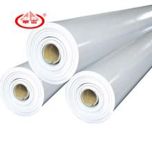 Membrana impermeabilizante de PVC para telhado