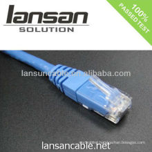 ul listed cat 6 cable cat6 rj45 patch cable 568b/568a OEM available