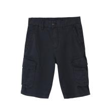 Shorts cargo de algodón para hombre