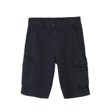 Man's Cotton Leisure Cargo Shorts