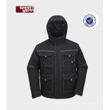 mens oxford TPU menbrance warm winter jackets and safety coats