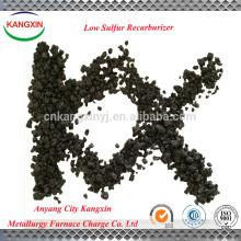 Low sulfur petroleum coke supplier