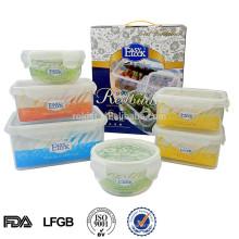 L Top-Ten verkauften Produkte Kunststoffbehälter Satz